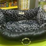 Cuna leopardo