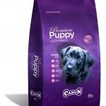 Pienso Canun premium Puppy Omega 3 &6