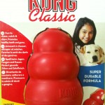 Kong mediano clasic.
