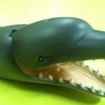Cabeza de delfín.