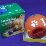 Pelota snack-ball