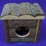 Casa para hamster y ardillas.