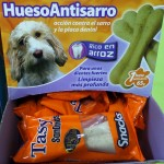 snacks Hueso de arroz para limpieza dental