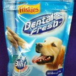 snacks Friskies dental fresh perro grande