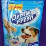 Snacks Friskies dental fresh perro pequeño